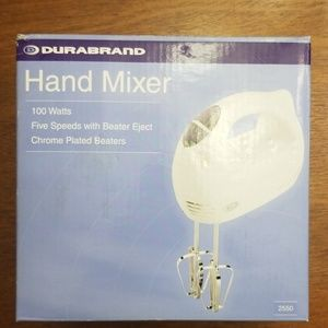 Durabrand Hand Mixer